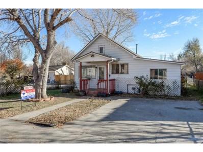 640 S Newton Street, Denver, CO 80219 - MLS#: 2720800