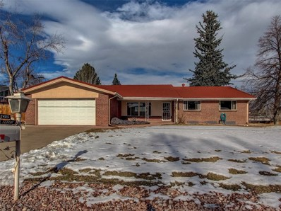 12405 W 20th Avenue, Lakewood, CO 80215 - #: 2723996