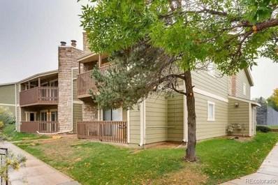 3464 S Eagle Street UNIT 104, Aurora, CO 80014 - MLS#: 2726395