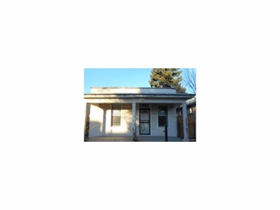 3443 N Elizabeth Street, Denver, CO 80205 - MLS#: 2731780