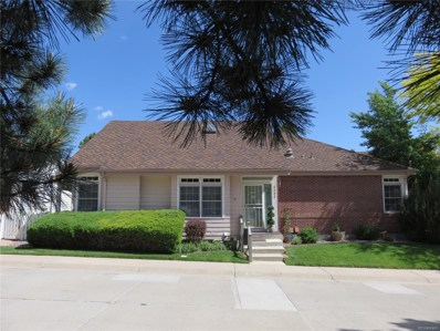 2263 S Depew Street, Lakewood, CO 80227 - #: 2734259