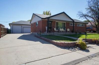 1166 E 111th Place, Northglenn, CO 80233 - MLS#: 2734392