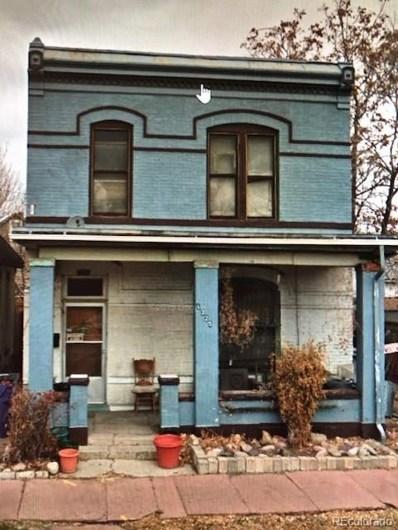 1325 Bruce Randolph Avenue, Denver, CO 80205 - #: 2734868