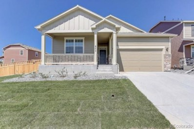 1089 Cable Street, Lochbuie, CO 80603 - #: 2738978