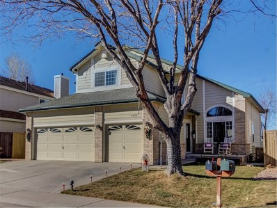4433 W Mountain Vista Lane, Castle Rock, CO 80109 - MLS#: 2742097