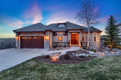 962 Buffalo Ridge Road, Castle Pines, CO 80108 - #: 2742858