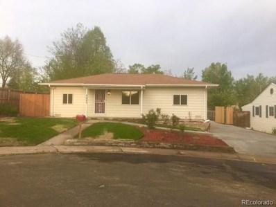 2880 Harlan Street, Wheat Ridge, CO 80214 - MLS#: 2743821