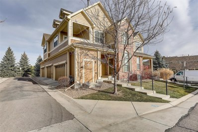 14137 W 84th Circle UNIT C, Arvada, CO 80005 - #: 2744701