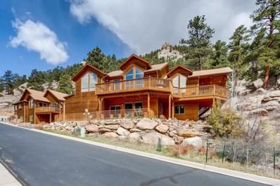 1411 Sierra Sage Lane, Estes Park, CO 80517 - MLS#: 2745807