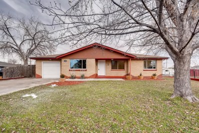 1390 S Reed Street, Lakewood, CO 80232 - MLS#: 2750242