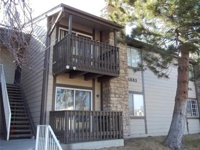 1883 S Pitkin Street UNIT B, Aurora, CO 80017 - MLS#: 2751540