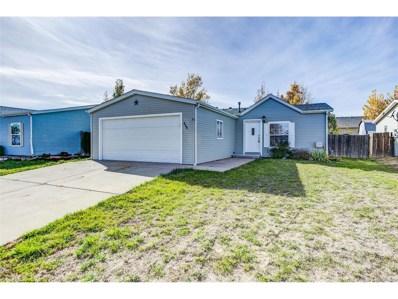 323 Cherokee Place, Lochbuie, CO 80603 - MLS#: 2757750