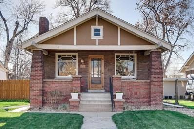 2621 Dexter Street, Denver, CO 80207 - #: 2760363