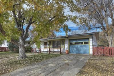 513 E Oak Street, Lafayette, CO 80026 - MLS#: 2766414