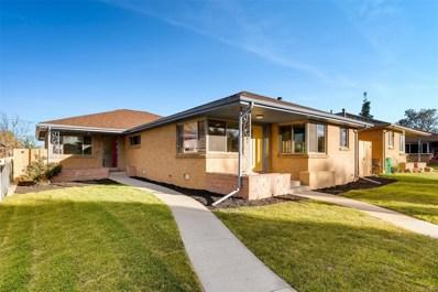 3244 Ivy, Denver, CO 80207 - MLS#: 2772799