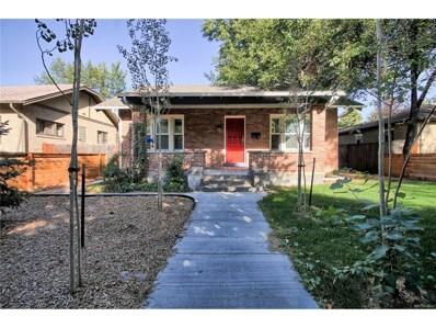 1234 S University Boulevard, Denver, CO 80210 - MLS#: 2773636