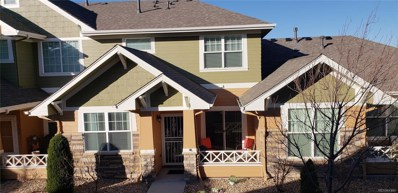 3631 S Perth Circle UNIT 102, Aurora, CO 80013 - MLS#: 2777377