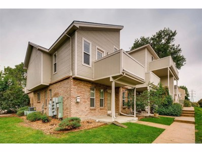 5091 Garrison Street UNIT 6, Wheat Ridge, CO 80033 - MLS#: 2782861