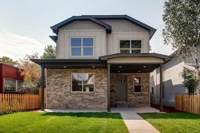 2533 N Emerson Street, Denver, CO 80205 - MLS#: 2790903
