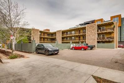250 Pearl Street UNIT 304, Denver, CO 80203 - #: 2793116