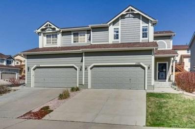 1390 Willow Oak Road, Castle Rock, CO 80104 - MLS#: 2793599