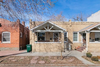 257 Cherokee Street, Denver, CO 80223 - MLS#: 2796300