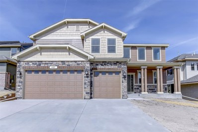 405 Sage Grouse Circle, Castle Rock, CO 80109 - MLS#: 2803659