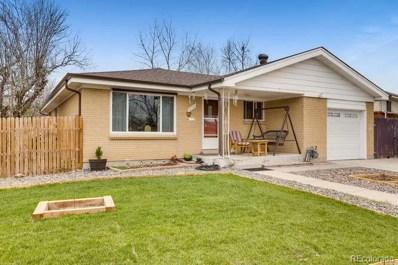3190 Atchison Street, Aurora, CO 80011 - #: 2805513