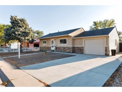 754 S 1st Avenue, Brighton, CO 80601 - MLS#: 2805675
