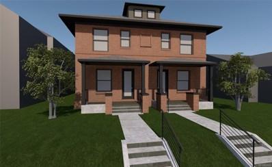 1621 Gaylord Street, Denver, CO 80206 - MLS#: 2806207
