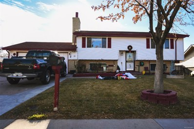 12588 E Alaska Place, Aurora, CO 80012 - MLS#: 2806997
