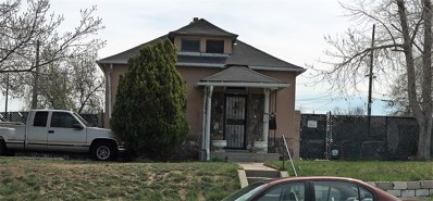 3894 N Cook Street, Denver, CO 80205 - MLS#: 2811452