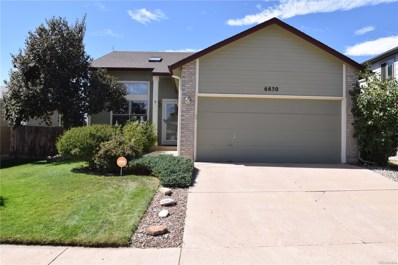 6650 Bear Tooth Drive, Colorado Springs, CO 80923 - #: 2812309