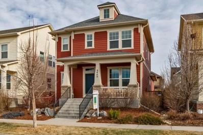 3442 Trenton Street, Denver, CO 80238 - MLS#: 2813965