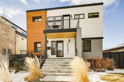 2151 Newton Street, Denver, CO 80211 - MLS#: 2818002