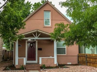 4125 Raritan Street, Denver, CO 80211 - MLS#: 2821289