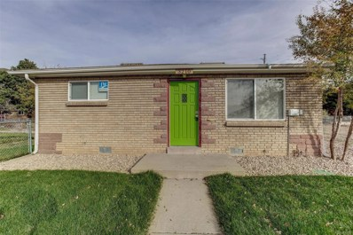 3210 Pontiac Street, Denver, CO 80207 - #: 2821450