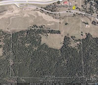 10298 S Turkey Creek Road, Morrison, CO 80465 - MLS#: 2822592