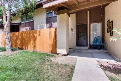 15185 E Jefferson Place, Aurora, CO 80014 - #: 2823109