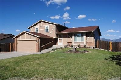 7660 Gibralter Drive, Colorado Springs, CO 80920 - #: 2823311