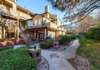 6001 S Yosemite Street UNIT 103, Greenwood Village, CO 80111 - MLS#: 2823710