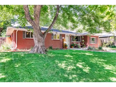 6027 Hoyt Court, Arvada, CO 80004 - MLS#: 2825552