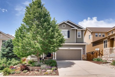 4288 Prairie Rose Circle, Castle Rock, CO 80109 - #: 2826134