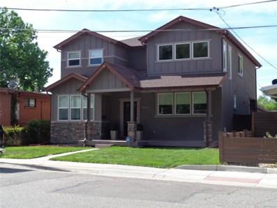 3036 E Mexico Avenue, Denver, CO 80210 - #: 2826547