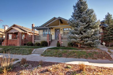 352 Corona Street, Denver, CO 80218 - MLS#: 2826648
