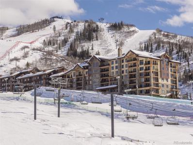 2410 Ski Trail Lane UNIT 2407, Steamboat Springs, CO 80487 - #: 2827965