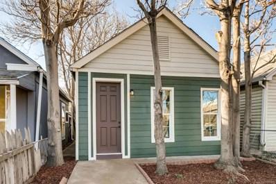 4537 Fillmore Street, Denver, CO 80216 - MLS#: 2831795