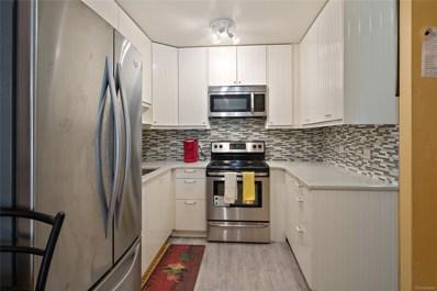 615 S Clinton Street UNIT 7B, Denver, CO 80247 - MLS#: 2832298