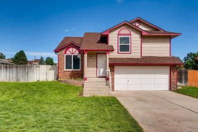 375 Oneil Court, Colorado Springs, CO 80911 - MLS#: 2834084