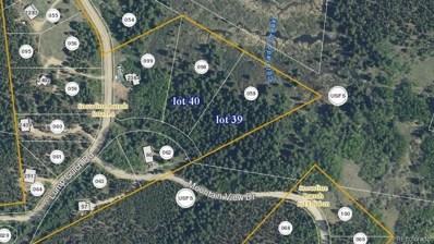 1 Smallwood Trail, Black Hawk, CO 80422 - MLS#: 2834086